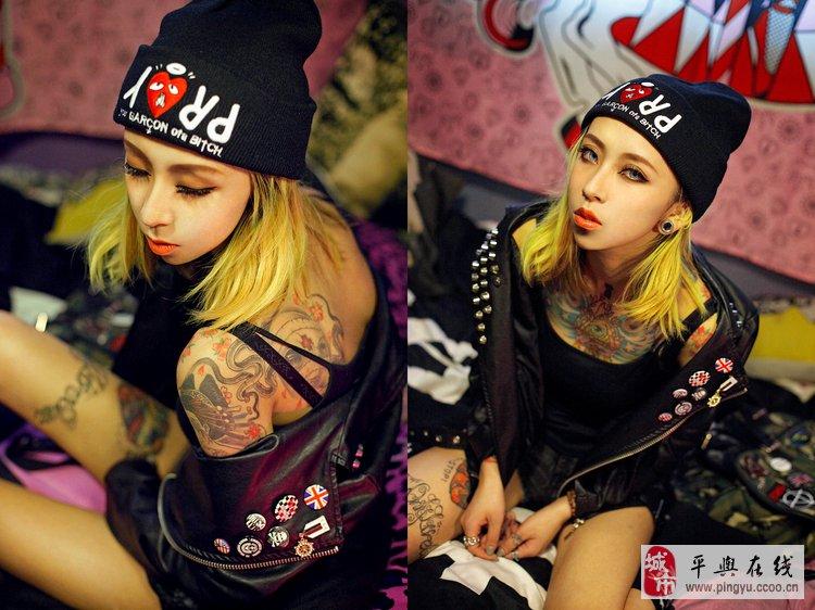 纹身站街女_女纹身师图片 女纹身师图片大全_社会热点图片_非主流图片站
