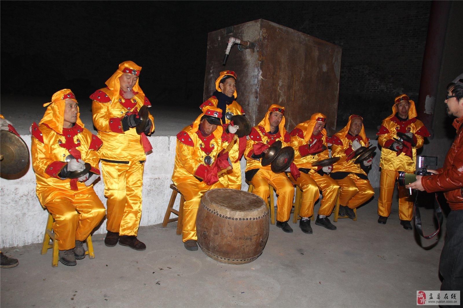 锦州鼓乐队对棚视频