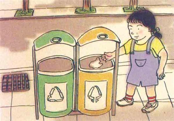 儿童画安全教育图片展示