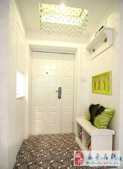 入户玄关装修风水禁忌   客厅和餐厅和入户门在一条直线上怎