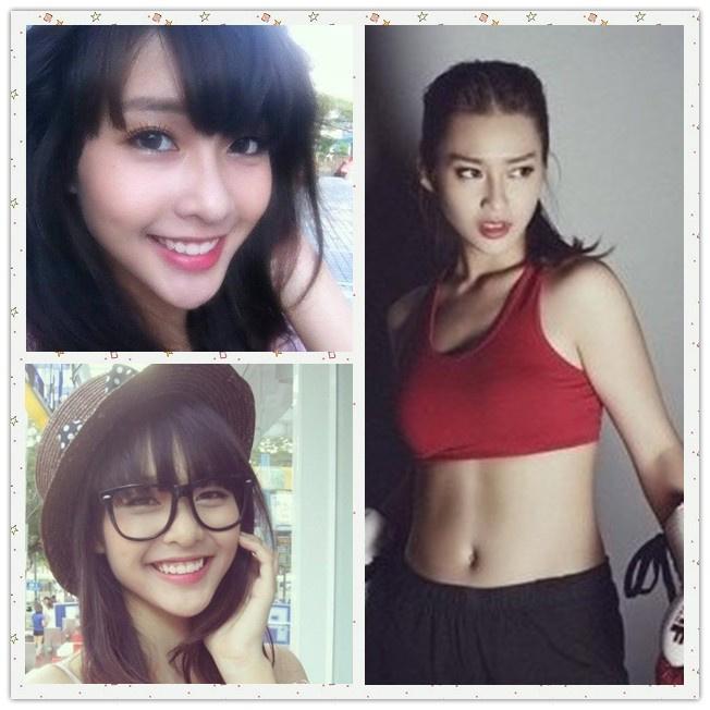 17岁拳击妹 越南17岁拳击妹  萌妹子拳击妹