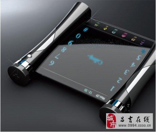 【低碳技术】未来手机的概念设计