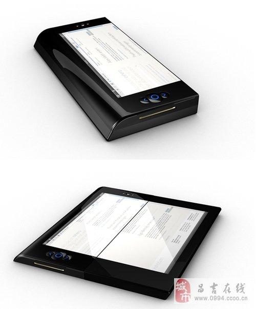 未来手机的概念设计,转爆了!