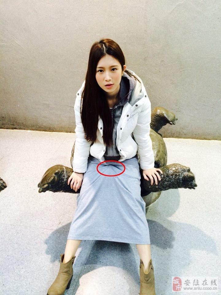 美女坐在龟头上的样子好紧张哟图