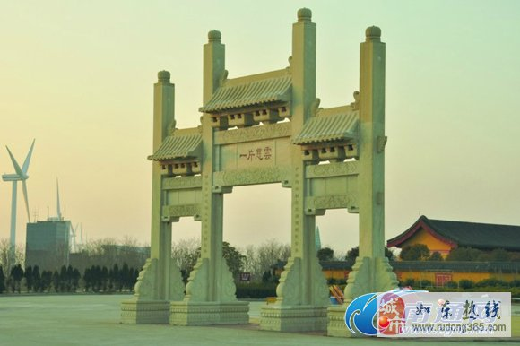 苏北如东风景图片