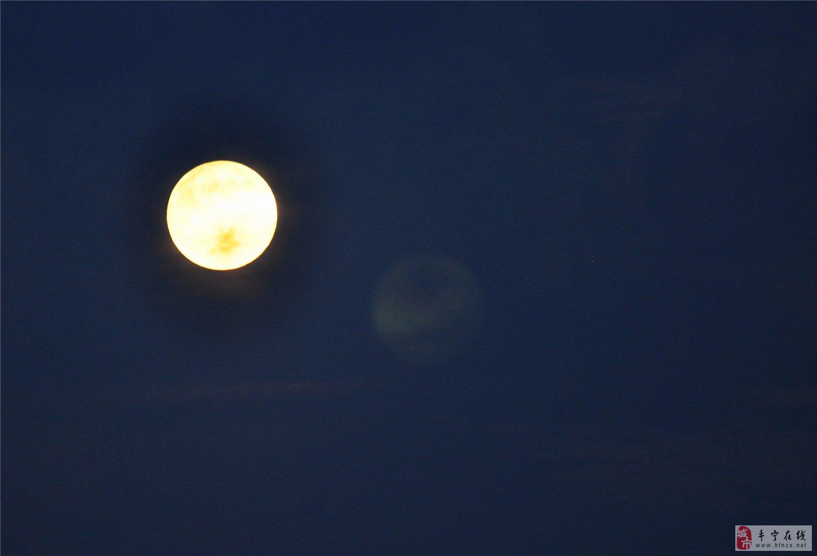 古风月亮素材黑白
