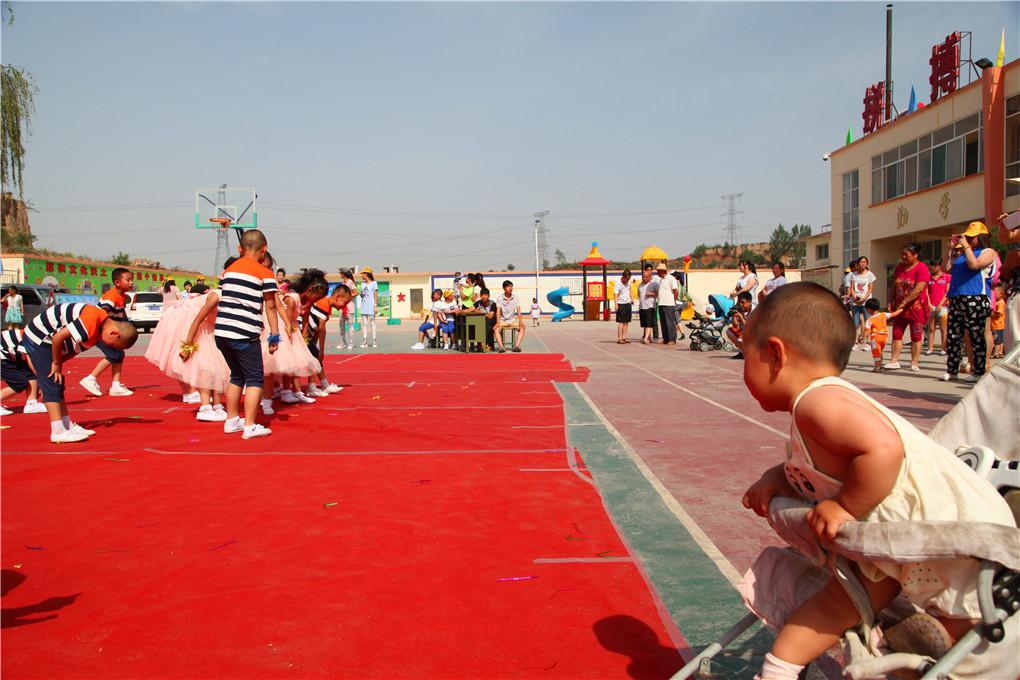 """白土坡中心小学""""六一国际儿童节""""庆祝大会"""