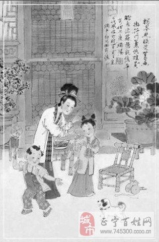 """""""是在端午制小人形(由古代艾人发展而来),粽子,蒜头,五毒,巷虎等形的"""