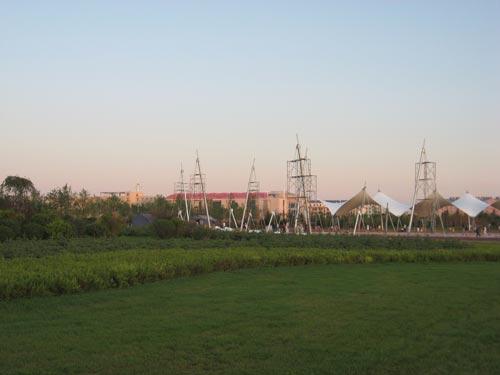 吉林省镇赉旅游景点