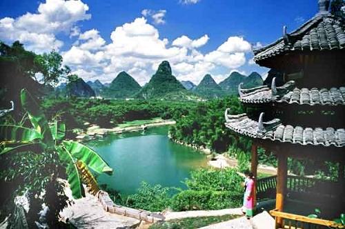 刘三姐故乡景区—宜州流河寨
