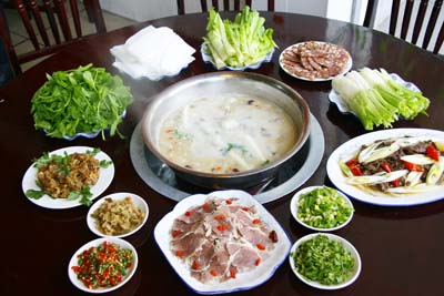 简阳羊肉汤(原创歌词) - 老梁头 - liang-yinting的博客