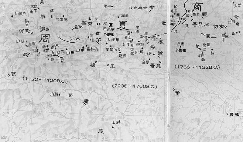 湖北郧西县地图全图