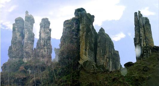 巫峡旅游景点