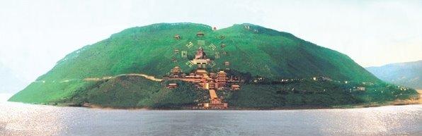涪陵北山别墅酒店阿丽巴厘岛苏里道院拉图片
