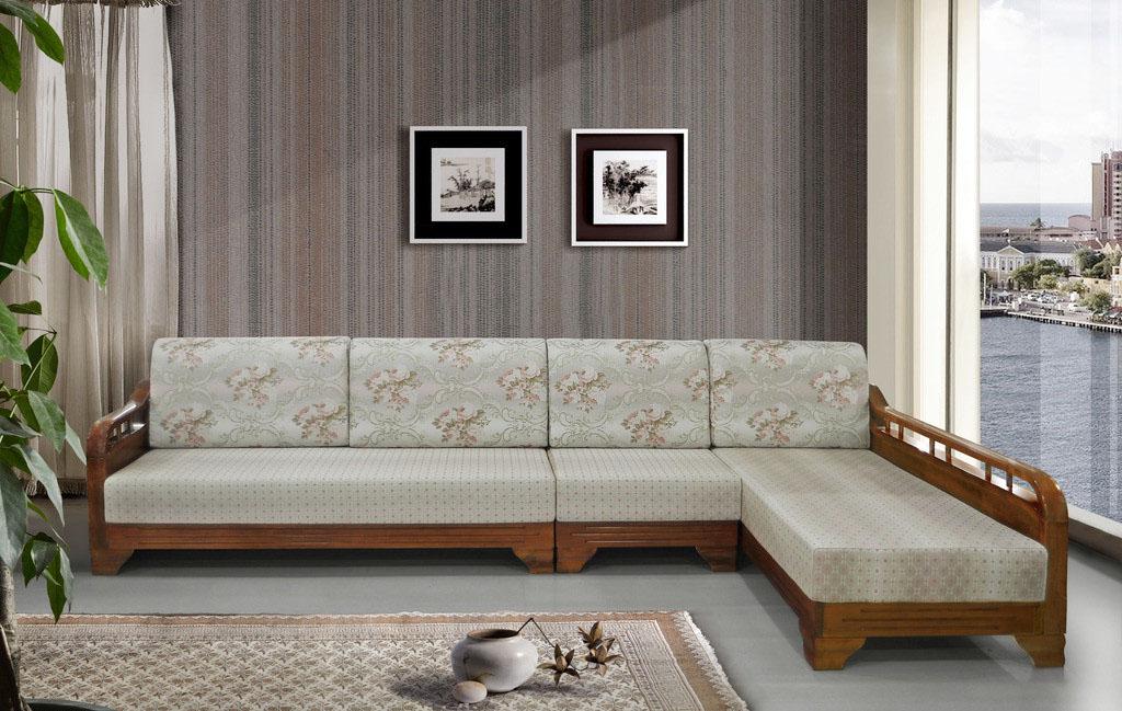 华脉-实木沙发