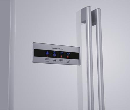 西门子冰箱bcd-ka62nv06ti; 超豪华对开门大冰箱海尔风冷冰箱特价卖