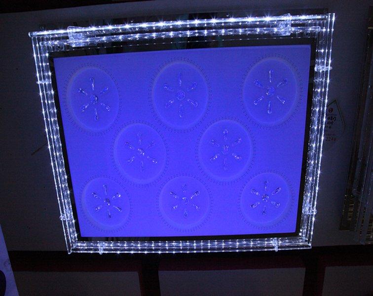 欧特朗客厅灯led水晶灯图片