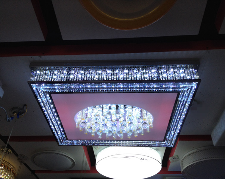 欧特朗led水晶灯图片