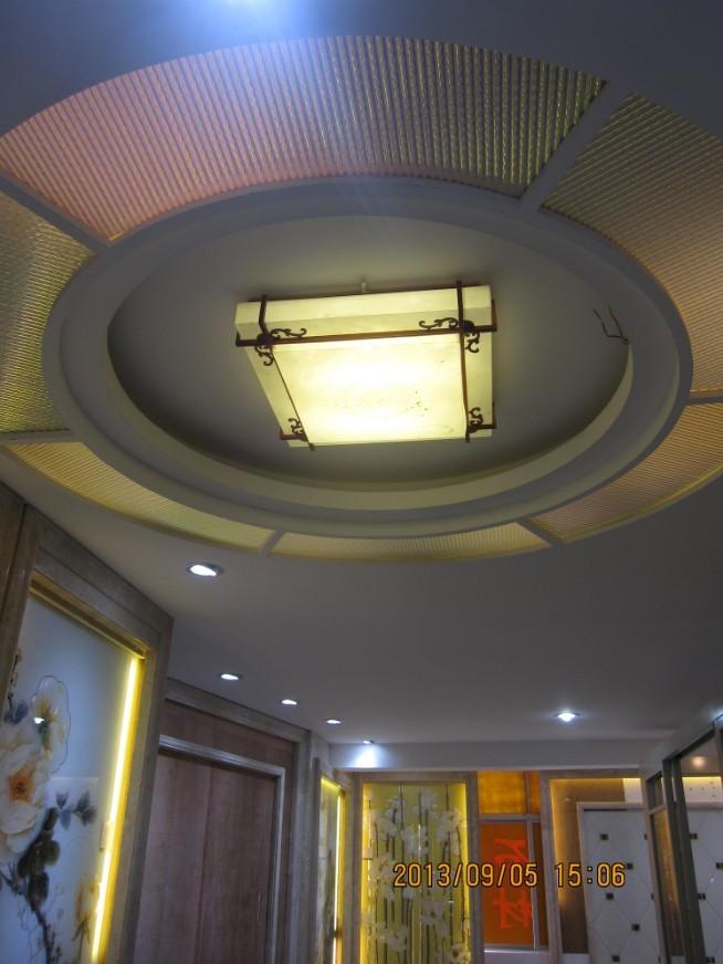 快餐店顶灯设计