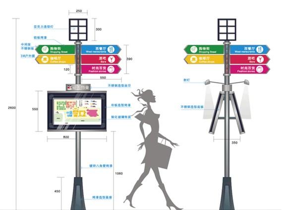 标识导向系统_网上逛街_青岛在线