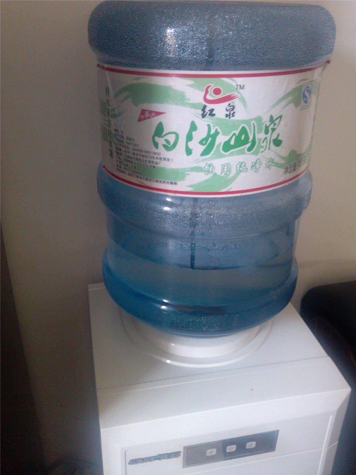 白沙山泉桶装水_家居街