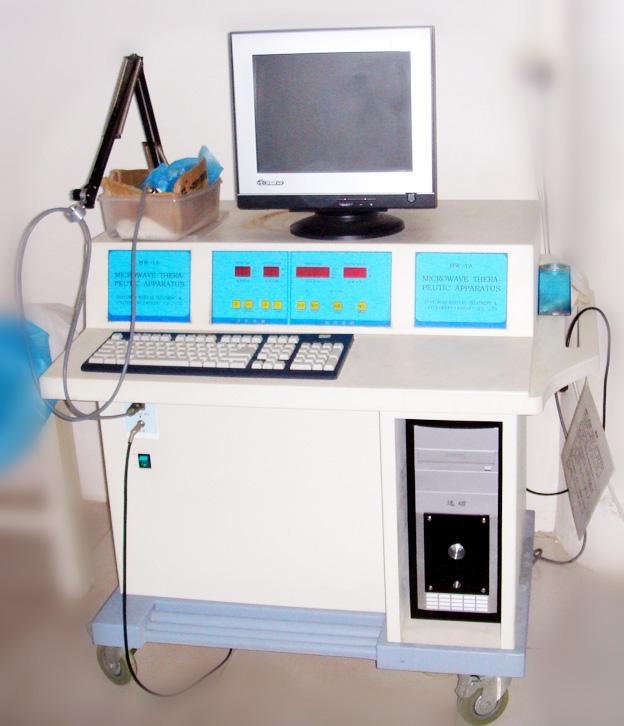 微波治疗仪.