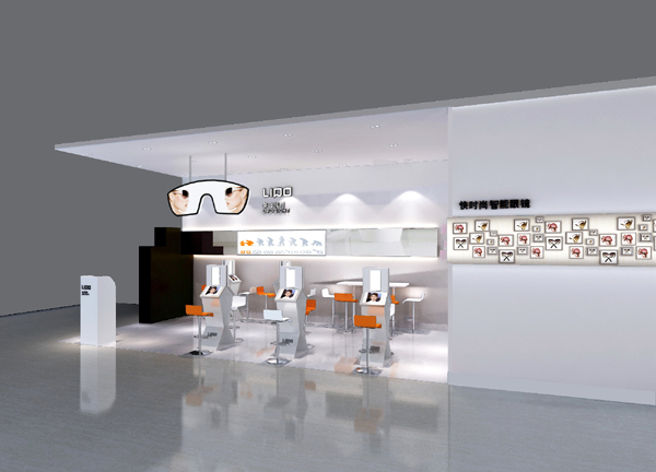 展厅展位设计