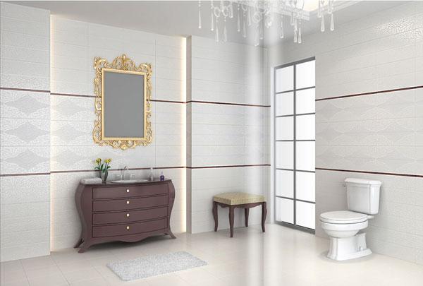 瓷砖腰线效果图片