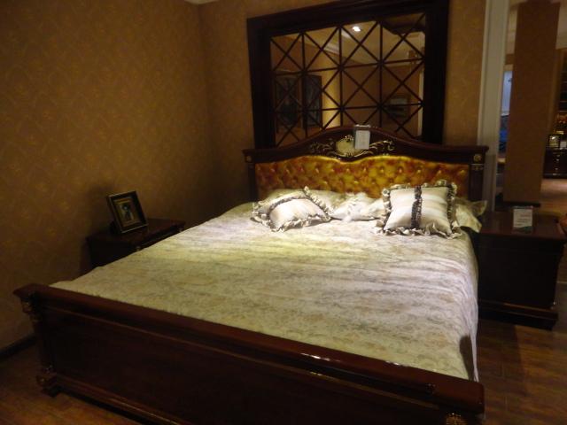 全友家具床的安装步骤详图