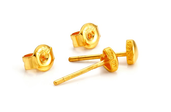 商品列表 03 心形星星耳坠   商品详情: 是否镶嵌:未镶嵌素金