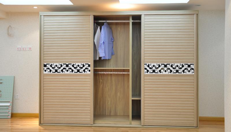 衣柜(时尚系列之古檀木)