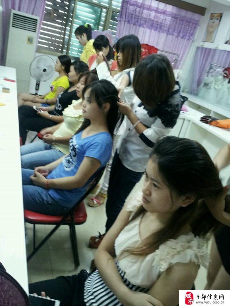 化妆造型 影楼 专业/专业影楼化妆造型班