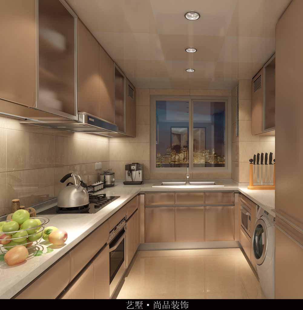 厨房装修图片 > 欧式厨房装修效果图