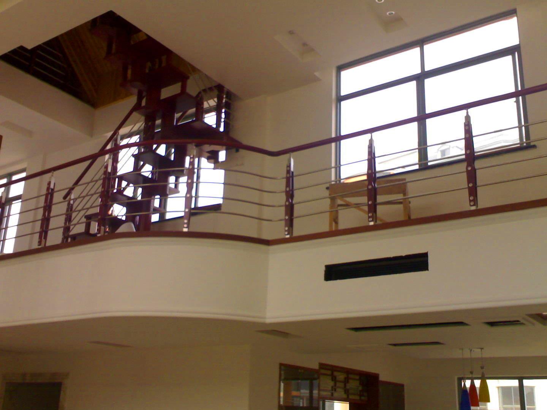 家居 楼梯 设计 书房 装修 1440_1080