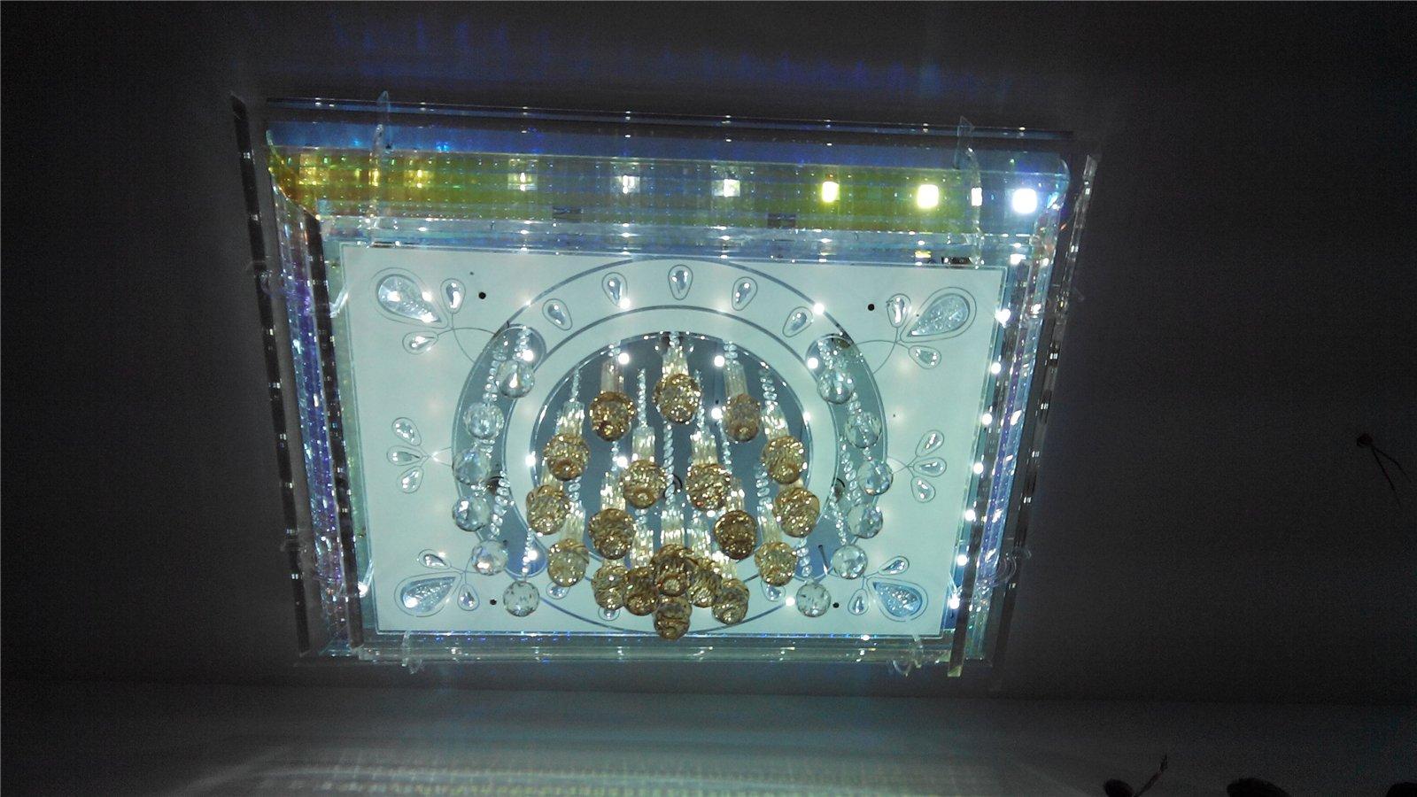 凯迪拉克atsl水晶灯
