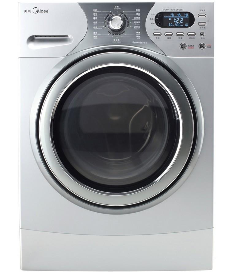美的滚筒洗衣机_家居街