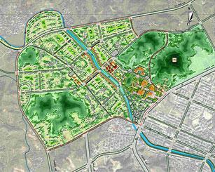 信宜市多个乡镇发展规划公示图