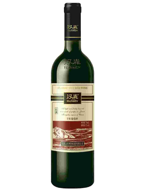 汉森经典有机葡萄酒