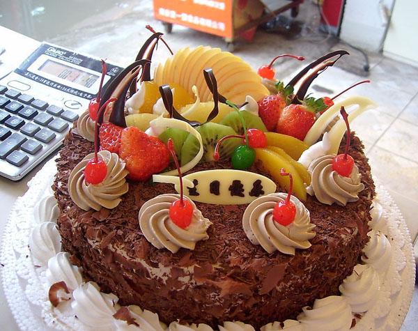 黑森林蛋糕514图片