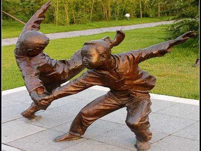 铸铜雕塑_产品介绍_济南建华雕塑工艺品加工厂