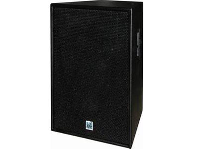 演出系列—f-2紧凑细小的大功率三分频扬声系统