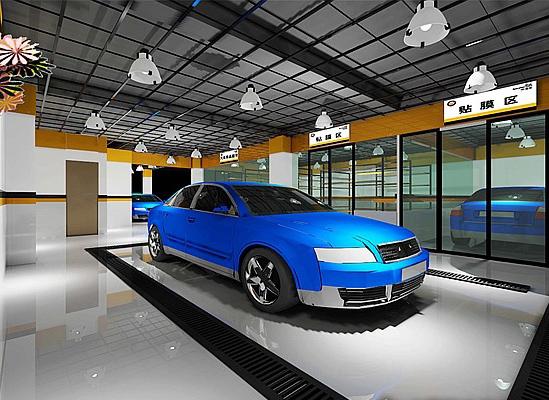 汽车展示2