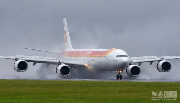 空客a350xwb首飞 波音787梦想客机劲敌降临