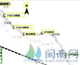 ,经S306线行驶至蓬壶收费站上高速.-泉三高速永春段5隧道 白改黑