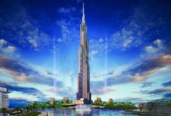 """世界第一高楼""""谜团透视"""