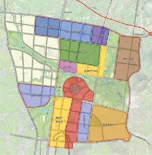 林州市新区规划分享展示