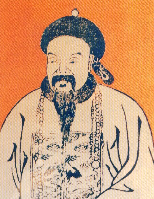 清代著名政治家、思想家、文学家黄爵滋