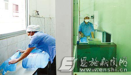 访桶装水生产线