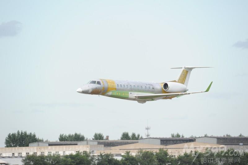 哈尔滨安博威飞机工业有限公司(heai)在哈完成组装