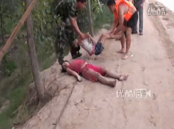 【视频】河南通许县朱砂镇两少女溺水身亡